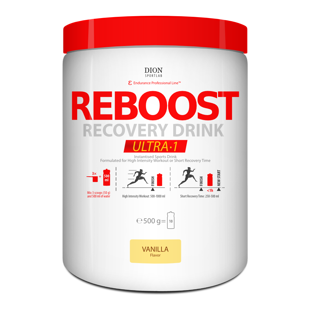 REBOOST Ultra Recovery
