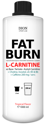 FAT BURN - Thermogenic &  Appetite Control