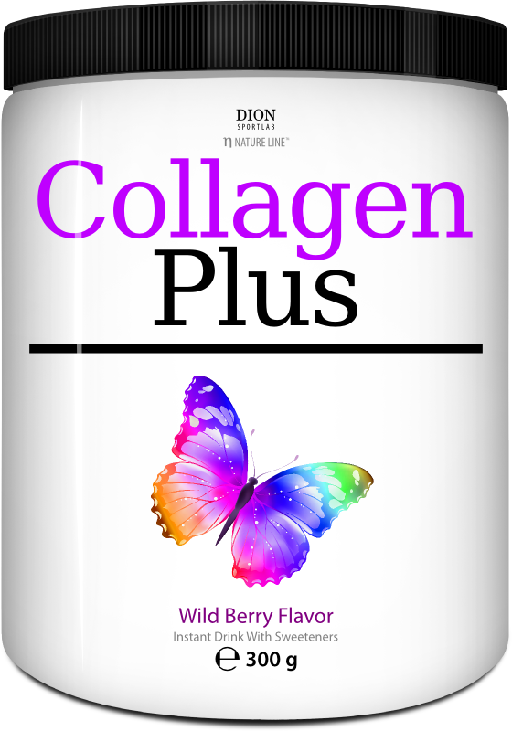 η COLLAGEN PLUS Collagen Instant Drink