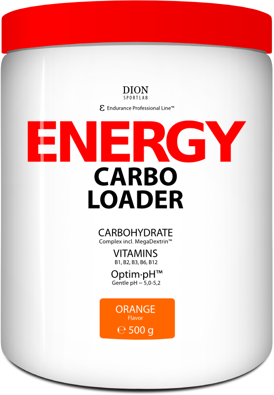 ε ENERGY carbo-loader