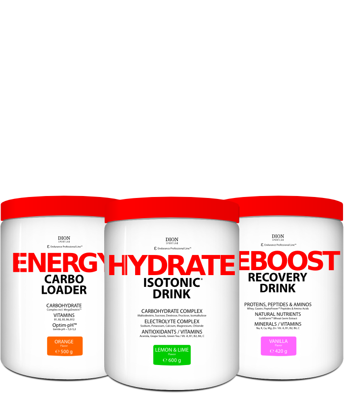 -25% ENDURANCE STACK isotonic+carbs+recovery