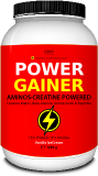 × POWER GAINER