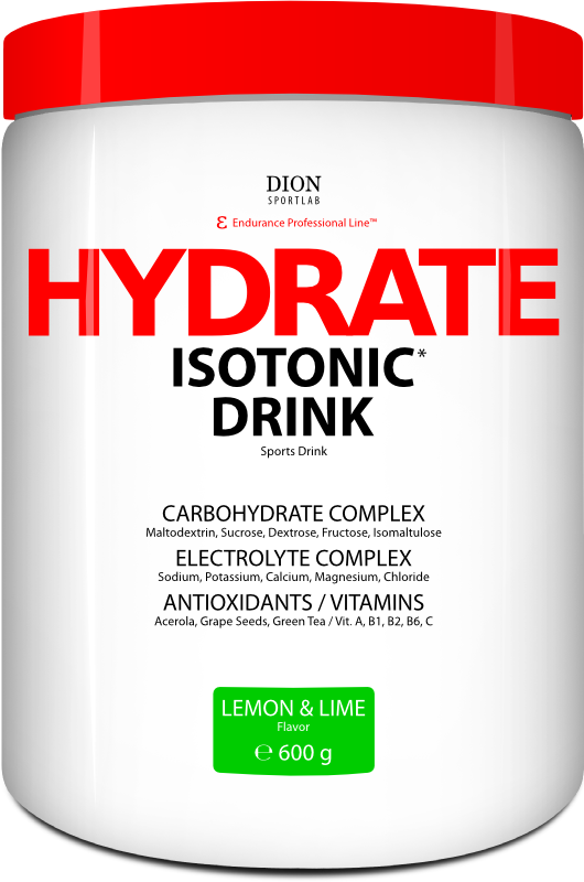 ε HYDRATE (2017) Outlet Offer Isotonic Sport Drink