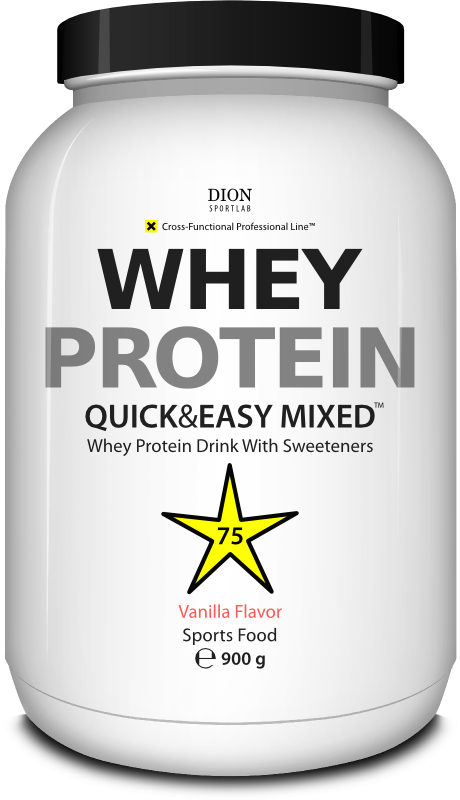 × WHEY and OAT