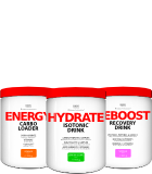 -40% ENDURANCE STACK isotonic+carbs+recovery