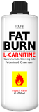 α FAT BURN liquid Thermogenic & Appetite Control