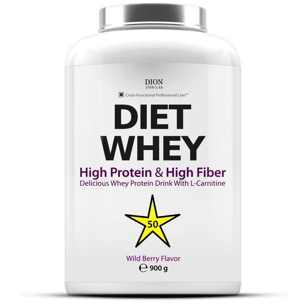DIET WHEY Svara kontrolei